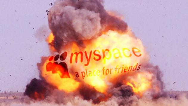 MySpace Dying